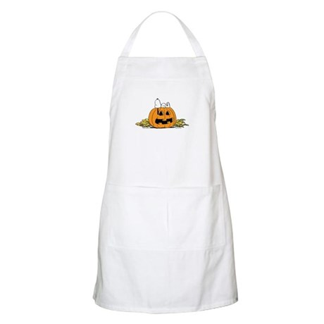 Pumpkin Patch Lounger Apron