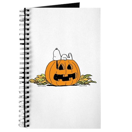 Pumpkin Patch Lounger Journal