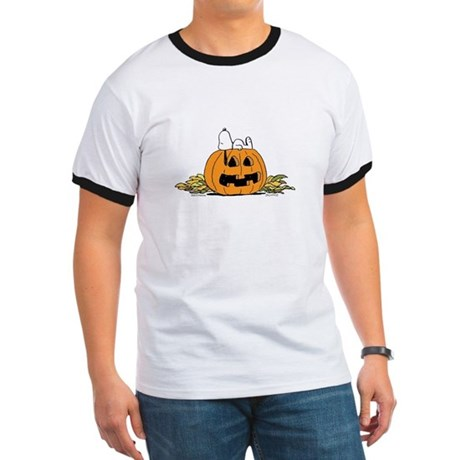 Pumpkin Patch Lounger Ringer T