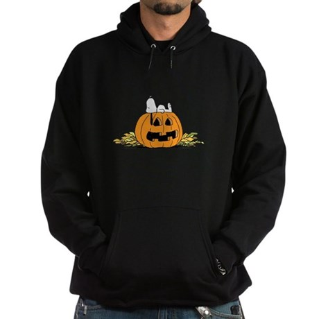 Pumpkin Patch Lounger Hoodie (dark)