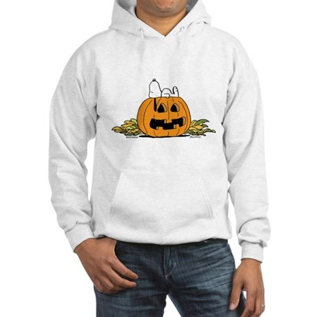 Pumpkin Patch Lounger Hooded Sweatshirt