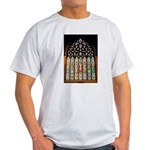 East Stained Glass Window Chr Light T-Shirt