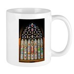 East Stained Glass Window Chr Mug