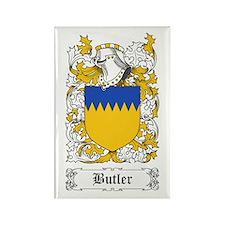 Butler Rectangle Magnet