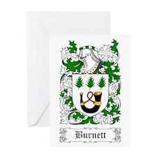 Burnett Greeting Card