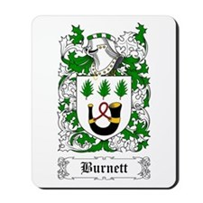 Burnett Mousepad