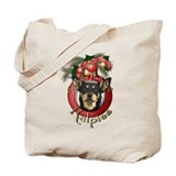 Christmas - Deck the Halls - Kelpies Tote Bag