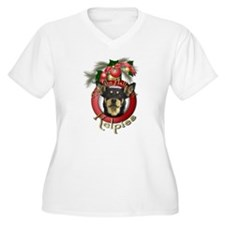 Christmas - Deck the Halls - Kelpies T-Shirt