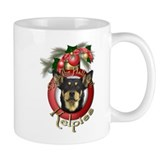 Christmas - Deck the Halls - Kelpies Small Mug