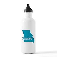 State Missouri Sports Water Bottle