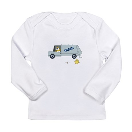 Oh No! Long Sleeve Infant T-Shirt