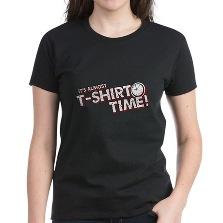 T-Shirt Time Womens T-Shirt