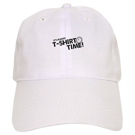 T-Shirt Time Cap