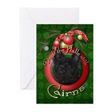 Christmas - Deck the Halls - Cairns Greeting Cards