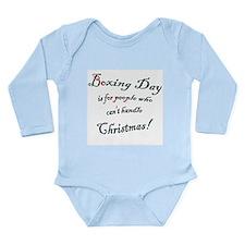 Thanksgiving Sampler Long Sleeve Infant Bodysuit
