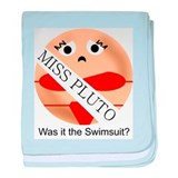 Miss Pluto Infant Blanket