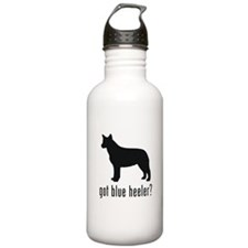Blue Heeler Water Bottle