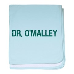 Dr O'Malley Grey's Anatomy Infant Blanket