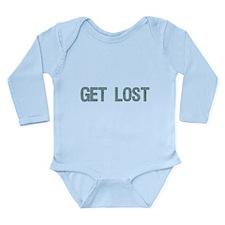 Get LOST Onesie Romper Suit