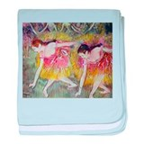 Degas Ballet Dancers Infant Blanket