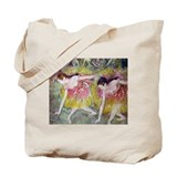 Degas Ballet Dancers Tote Bag