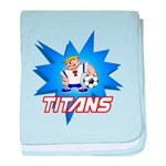 Titans Infant Blanket