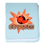 Coyotes Team Infant Blanket