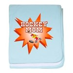 Hocky Mom Infant Blanket