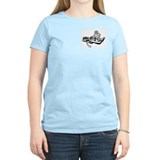 WhirlyBall Women's Pink T-Shirt