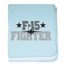 F-15 Fighter Infant Blanket