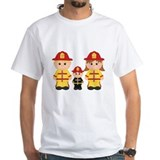 Whimsical firemen Shirt