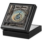 Astronomical Clock Keepsake Box