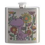 Played with Dinosaurs Thermos Bottle (12