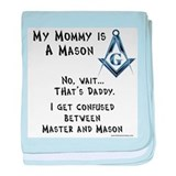 Master Mom Infant Blanket
