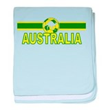 Australia Sv Design Infant Blanket