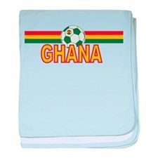 Ghana Soccer star Infant Blanket