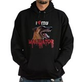 Love My Maligator  Hoodie