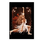 Julissa's Dance Postcards (Package of 8)