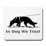 dogwetrust Mousepad