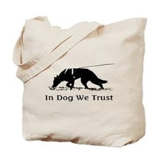 dogwetrust Tote Bag