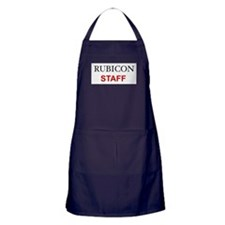 "Rubicon ""Staff"" Apron (dark)"