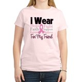 Friend - Breast Cancer T-Shirt