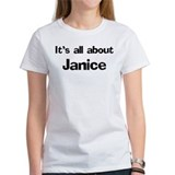 It's all about Janice Tee