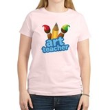 Cute Art Teacher T-Shirt