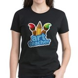 Cute Art Teacher Tee