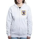 Bedford Mass Police Women's Zip Hoodie