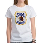 Bedford Mass Police Women's T-Shirt