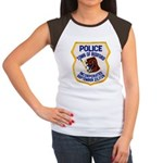 Bedford Mass Police Women's Cap Sleeve T-Shirt