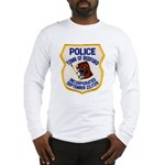 Bedford Mass Police Long Sleeve T-Shirt