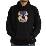 Bedford Mass Police Hoodie (dark)